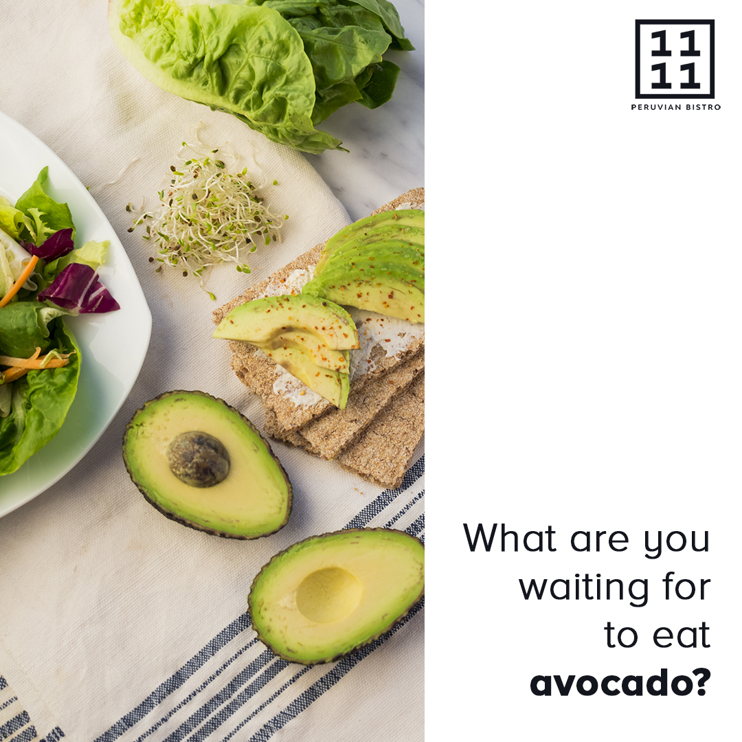 Ways to use avocado in meals