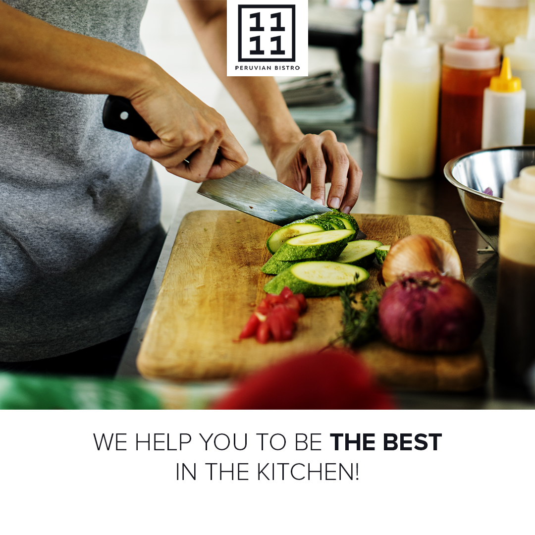 Tips to be the best in the kitchen